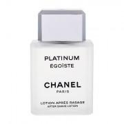 Chanel Platinum Égoïste Pour Homme voda po holení 100 ml pro muže