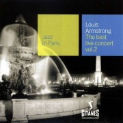 Louis Armstrong - Jazz in Paris: The Best Live Concert Vol.2 [Digipak] (0044001303128) (1 CD)