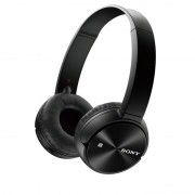 HEADPHONES, SONY MDR-ZX330BT, Bluetooth, Microphone, Black (MDRZX330BT.CE7)