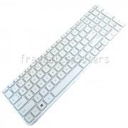Tastatura Laptop HP 350 G1 Alba Cu Rama