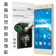 Película Protectora de Ecrã 4smarts Second Glass para Huawei Y7
