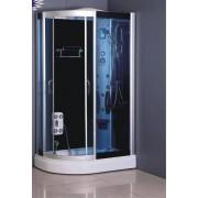 items-france NOUMEA - Douche hydromassante 120x80x223