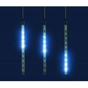 Kültéri fényfüzér 100 db LED fehér Jégcsap dekor 8m G 10101