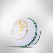 Quinergys Hand- Seamed 5.5-oz Cricket ball Club-Quality 2-piece Design Swing Waterproofed
