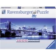 Puzzle minunatul New York 1000 piese Ravensburger