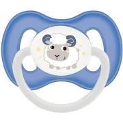 Canpol babies kaucsuk cumi 0-6 hónapos kék