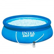 Piscina Intex Easy Set 56922/28122, gonflabila, pompa filtrare, 305x76 cm