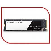 Жесткий диск 500Gb - Western Digital Black NVMe SSD WDS500G2X0C