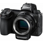 Digitalni foto-aparat Nikon Z6, Set (Sa FTZ adapterom), Crna
