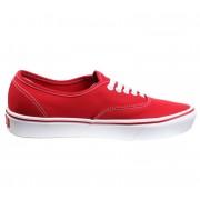 VANS - obuv STR ComfyCush Authe (CLASSIC) red/white Velikost: 5.5