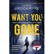 Want You Gone by Chris Brookmyre