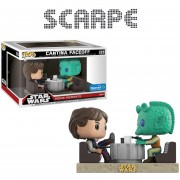 Funko Pop Star Wars Han Solo & Greedo Cantina Faceoff Moment