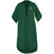 Cinereplicas Harry Potter - Personalized Slytherin Quidditch Robe