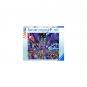 PUZZLE ANUL NOU TIME SQUARE, 500 PIESE