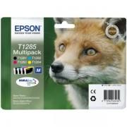 Epson Originale Stylus SX 420 W Cartuccia stampante (T1285 / C 13 T 12854511) multicolor Multipack (4 pz.), 225 pagine, 19.07 cent per pagina