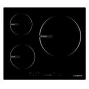 Corbero CCIBR6013 hobs Negro Integrado 59 cm Con placa de inducción 3 zona(s)