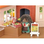 Jucarie Sylvanian Families Pizza Delivery Set