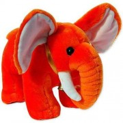 Cute Stuffed Jumbo Elephant Plush Animal Soft Toy