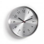 Kave Home Relógio de parede Siddy , en Metal - Prata