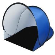 Plážový stan POP-UP Springos 145 x 110CM - modrý