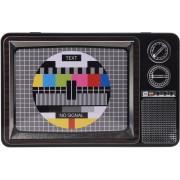 Voorraadblik televisie testbeeld 27,5 cm