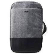 Раница за лаптоп Acer Slim 3-in-1 14 инча, сив/черен