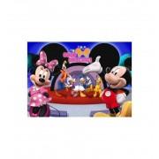 Puzzle 104 Mickey Bailando - Clementoni