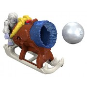 Imaginext Ice Cannon Sleigh
