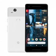 """google pixel 2 G011A octa-core SIM single 5.0 """"phone with 4GB RAM? 64GB ROM - white (enchufe de los Estados Unidos)"""