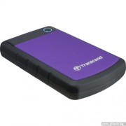 "HDD EXTERNAL 2.5"", 1000GB, Transcend StoreJet H3P, USB3.0 (TS1TSJ25H3P)"