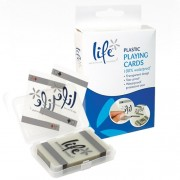 Life Spa Waterproof Playing Cards