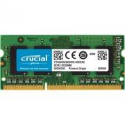 MEMORIA CRUCIAL 8GB - DDR3L-1600 - PC3L 12800 - SODIMM - CL11 - 1.35V