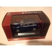 Road Signature 1:72 Porsche Cayenne Turbo Blue