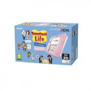 Nintendo 2DS Pink + Tomodachi Life