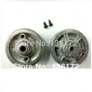 Generic freeshipping 2pcs/set Henglong 3869 3869-1 1/16 RC tank parts metal inducer,heng long tanke parts