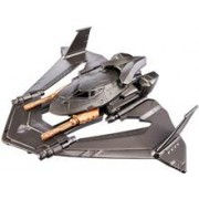 Jucarie Batman V Superman Vehicle Batwing Sky Shooter