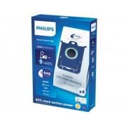 Philips x4 4 sacs aspirateur PHILIPS UNIVERSE - FC9021