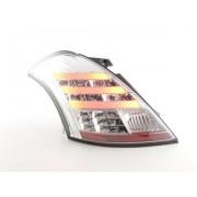 FK-Automotive luci posteriori LED Suzuki Swift Sport anno di costr. 11-13 cromato