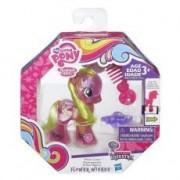 Hasbro My Little Pony brokatowe kucyki Flower Wishes