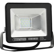 Proiector LED 10W 220V-240V 2700K negru tip smd led