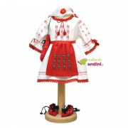 Costum Popular Oltenesc Botez Doina