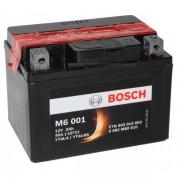 Bosch YT4L-4/YT4L-BS 12V 3Ah 40A AGM jobb+ motorkerékpár akkumulátor - 503014003