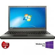 "Laptop Refurbished Lenovo ThinkPad T540p (Procesor Intel® Core™ i7-4800MQ (6M Cache, up to 3.70 GHz), Haswell, 15.6"", 8GB, 128GB SSD, GeForce GT730M 1GB, Win 10 Pro)"