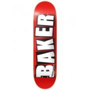 """Baker Brand Logo White 8.125"""" Skate Deck"""