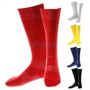 ELECTROPRIME Kids Cotton Sport Football Soccer Plain Long Calf Support Socks Baseball Rugby