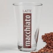 Pahar sticla pentru Latte Machiatto 300 ml