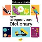 New Bilingual Visual Dictionary (English-Portuguese), Hardcover/Sedat Turhan