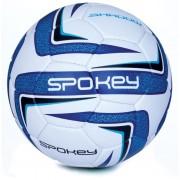 fotbal minge Spokey SHADOW (II) alb și albastru č.5