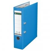 Biblioraft Leitz 180º, 80 mm, albastru deschis CI