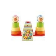 Brinquedo Bebê Meu Primeiro Balanço Empilhável Blocos Fisher Price